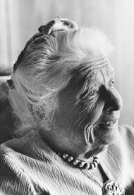 Ida Rolf Porträtt
